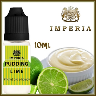 AROMA IMPERIA Pudding Lime 10ml