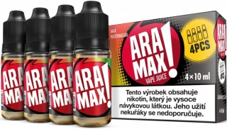 Liquid ARAMAX MAX WATERMELON 4x10ml / 3mg