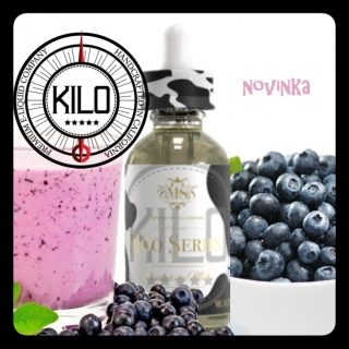 KILO MOO SERIES Blueberry milk aroma shot 60 ml