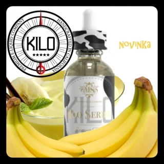 KILO MOO SERIES Banana milk aroma shot 60 ml