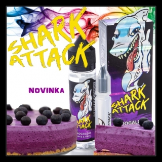 SHARK ATTACK BOOGALOO aroma shot 10 ml