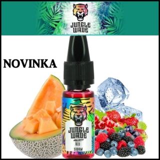 AROMA JUNGLE WAVE Red Storm 10ml