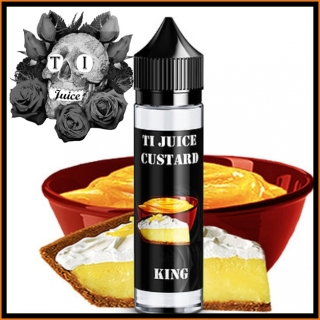 Příchuť TI Juice Custard 10ml
