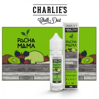 CHarlie's Chalk Dust Pacha Mama aroma shot Mint, Honeydew, Berry, Kiwi 50 ml