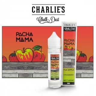 Charlie's Chalk Dust Pacha Mama aroma shot Fuji Apple,Strawberry,Nectarine 50 ml