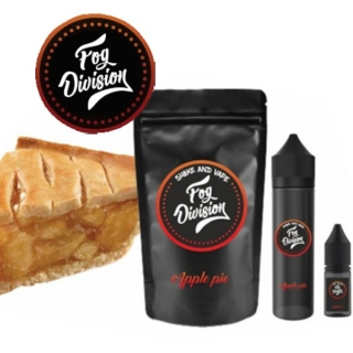 FOG DIVISION Shake 'n Vape 10ml Apple pie