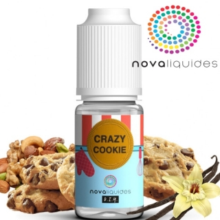 Nova Crazy Cookie 10ml