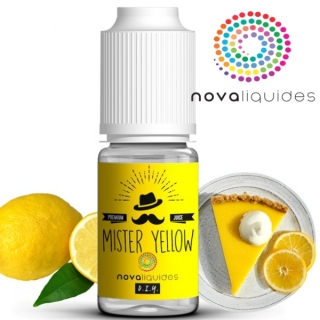 Nova Mister Yellow 10ml