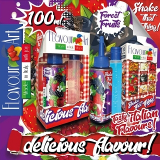 FlavourArt Forest Fruits 100 ml
