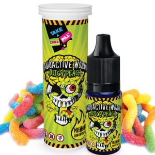 Chill Pill Radioactive Worms 10ml