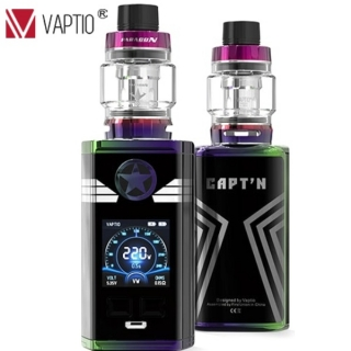 VAPTIO CAPT´N TC220W grip FUL0L KIT Rainbow