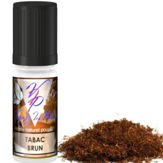 VIP (VAPING IN PARIS) Brown 10ml (Tabac Brun)