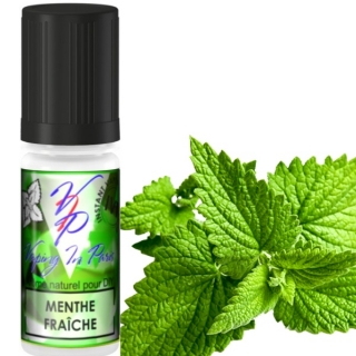 VIP (VAPING IN PARIS) Mint 10ml (Menthe Fraiche)