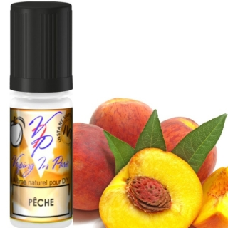 VIP (VAPING IN PARIS) Peach 10ml (Peche)