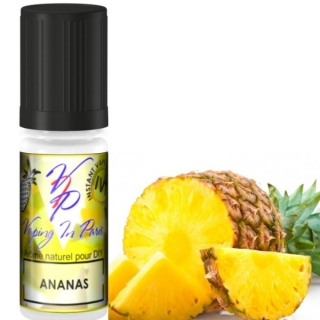 VIP (VAPING IN PARIS) Pineapple 10ml (Ananas)