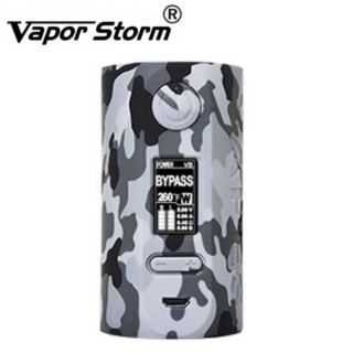 VAPOR STORM Puma 200W Grip Easy Kit Camo Gray