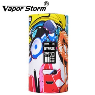 VAPOR STORM Puma 200W Grip Easy Kit Graffiti 2