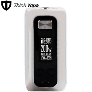 THINK VAPE Thor 200W Box Mod Prism Chrome